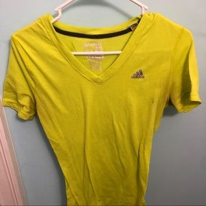 ADIDAS Ultimate Workout Tee Size M